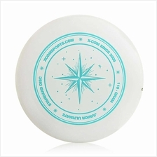 9.3 Inch 110g Plastic Flying Discs Outdoor Play Toy Sport Disc for Juniors (Wh