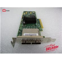 HP LSI 488901-001 //// SAS3801E-HP //// L3-25057 PCI-E Dual Port HBA