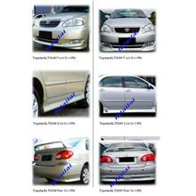 Toyota Altis '01 & '04 Body Kit [PU] Free Spoiler + Paint Work