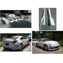 Nissan Fairlady 350Z Veilside Version 3 Full Set Body Kit Front Bonnet