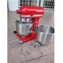 The Baker B-7ES Heavy Duty Flour Mixer (2 Bowls)