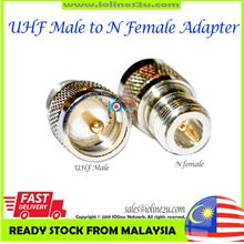 UHF PL259 Male to N female adapter Converter Gender Changer Converter High Qua