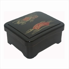 Unagi Lunch Box - Black