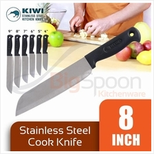THAILAND 8 inch KIWI Cook Knife with Plastic Handle [478]