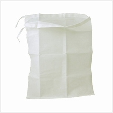 BIGSPOON 7.5 x 9.5 inch Reusable Soup Filter Bag Cotton Gauze [0810]