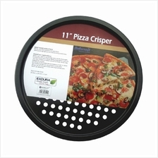 BAKECRAFT Perforated Pizza Crisper Non-Stick - 11 inch