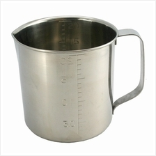 SUGICO Professional Measuring Cup 18-8 StainlessSteel 1L-100% Original