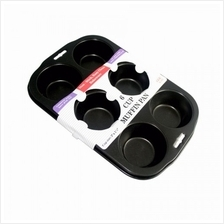 Donut Pan 6 Cup Non-Stick