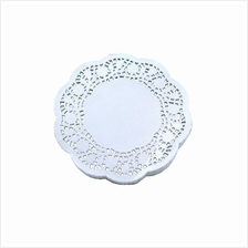 Doily Paper - 4.0 inch (Approx 150 pcs)
