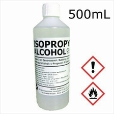 Isopropyl Alcohol (IPA) 99.7% 500ml