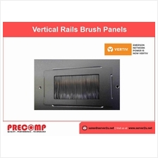 Vertical Rails Brush Panels  (SBRUSHPANELVRT2-42/45)