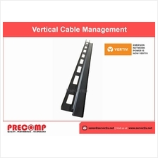 Vertical Cable Management (SCABLEMNVRT45-SNB)