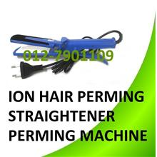 Ion Hair Perming Straightener Flat Iron Perm Perming Machine RJ1015