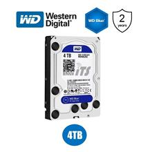 Western Digital Blue 3.5' 4TB Hard Drive
