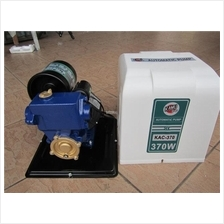 Kamu 370W (1/2HP) Cover Type Auto Self-Priming Water Pump