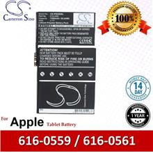 CS Tablet Battery IPD200SL Apple iPad 2 16GB / 32GB / 64GB Wi-Fi 3G