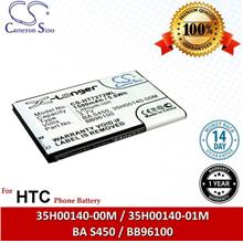 Original CS Phone Battery HT7272ML 35H00140-00M BA S450 HTC Vision