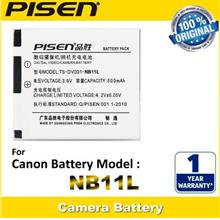 ORIGINAL PISEN Camera Battery NB-11L Canon PowerShot A3400 IS A3500 IS