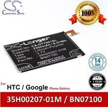 Original CS Phone Battery HTT801SL HTC One Dual Sim One M7 802d 801n