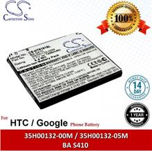 Original CS Phone Battery HT8181SL HTC Desire Bravo Bravo C ADR6200