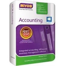 MYOB ABSS SST Compliance Software Accounting V27.1