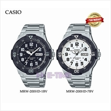 100% ORIGINAL CASIO MRW-200HD-1BV MRW-200HD-7BV CASUAL WATCH MEN WATCH