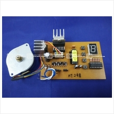 HT298D Bi-Directional Stepper Motor Speed Controller / Electronics Kit