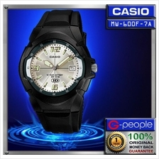 CASIO MW-600F-7AV ANALOG 10YRS BATTERY SPORT WATCH ☑ORIGINAL