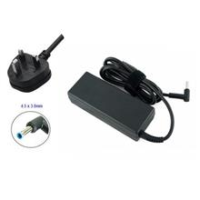 19.5V 3.33A HP Envy 14 Pavilion 15 AC Adapter 4.5x3.0 (Blue Pin)