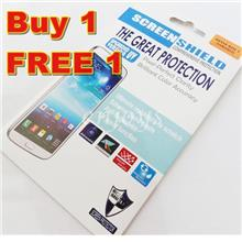 Enjoys: 2x DIAMOND Clear LCD Screen Protector for Huawei Ascend Mate 7