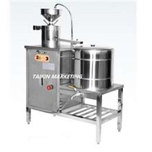 Gas Soya Bean Milk Maker Mesin Susu Soya
