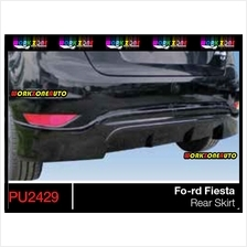 PU2429 Ford Fiesta PU Rear Skirt