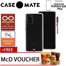 "Case-Mate Tough for Samsung Galaxy S20+ / S20 Plus 6.7"" ( Clear )"