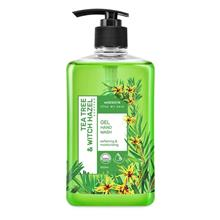 WATSONS TEA TREE WITCH HAZEL SCENTED GEL HAND WASH