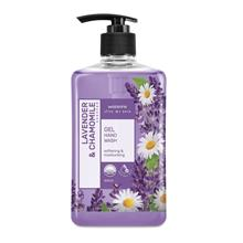 WATSONS LAVENDER CHAMOMILE SCENTED GEL HAND WASH)