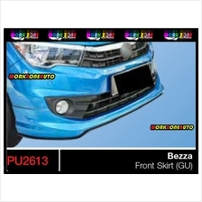 PU2613 Perodua Bezza PU Front Skirt (Gear UP) OE
