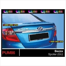 PUM86 Perodua Bezza ABS Spoiler (Gear Up)