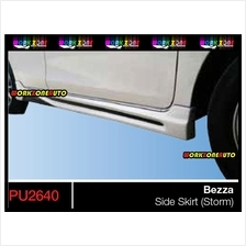 PU2640 Perodua Bezza PU Side Skirt (Storm)