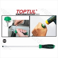 TOPTUL Extra Long Slotted Go-Thru Screwdrivers (FALB)