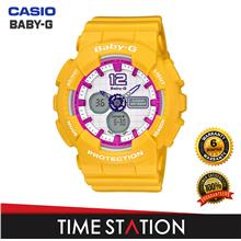 CASIO BABY-G BA-120-9B | ANALOG-DIGITAL WATCHES