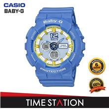 CASIO BABY-G BA-120-2B | ANALOG-DIGITAL WATCHES