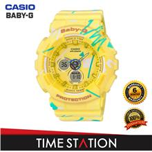 CASIO BABY-G BA-120SC-9A | ANALOG-DIGITAL WATCHES