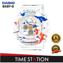 CASIO BABY-G BA-120SPL-7A | ANALOG-DIGITAL WATCHES