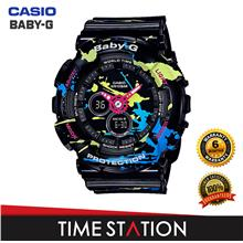 CASIO BABY-G BA-120SPL-1A | ANALOG-DIGITAL WATCHES