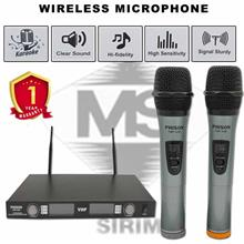 Phison Professional VHF Wireless Microphone (PMP-35W)