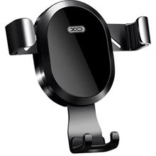 XO 10W Wireless Charger with Air Vent Gravity Linkage Car Phone Holder - WX015)