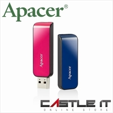 APACER AH334 16GB/32GB/64GB USB2.0 BLUE/PINK Flash Drive Thumb Drive