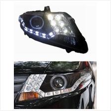 HONDA CITY 09 LED Ring Head Lamp LED DRL R8 1-pair