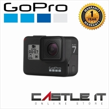 GOPRO HERO7 SILVER DIGITAL CAMCORDER (SUPPORT 4K/10MP/60FPS/GPS/VOICE