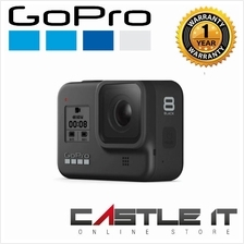 GOPRO HERO8 BLACK SERIES DIGITAL CAMCORDER (CHDHX-801)